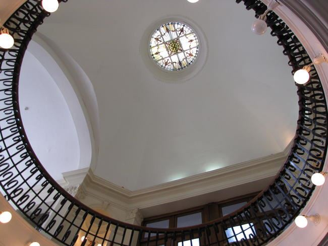 County Courthouse Interior