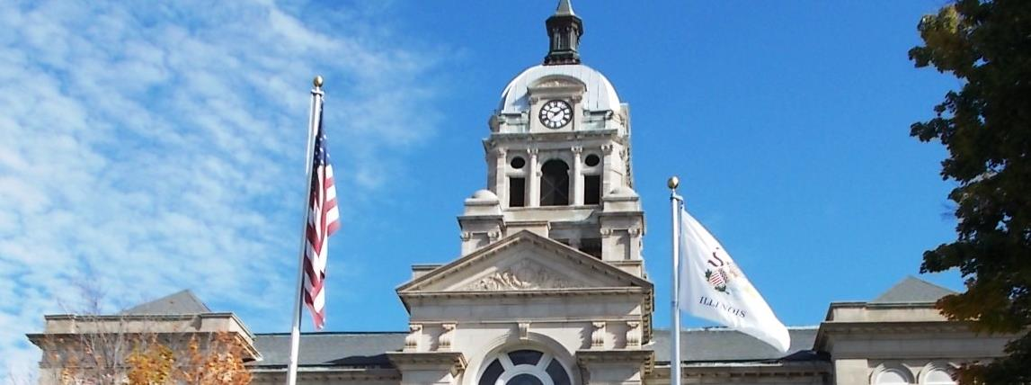 Woodford County Courthouse
